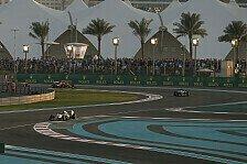 Die Wetterprognose für das letzte Formel-1-Rennen der Saison in Abu Dhabi