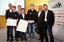 ADAC Junior Cup - Bilder: Siegerehrung auf der Essen Motor Show