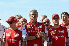 Formel 1 - Arrivabenes Einstand: Viele Höhen, wenige Tiefen