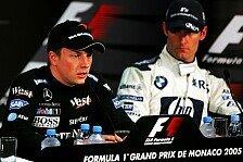 Formel 1 - Mark Webber adelt Kimi Räikkönen: Einer der Besten