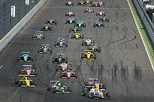 ADAC Formel 4 - Zahlen und Fakten zur Saison 2015
