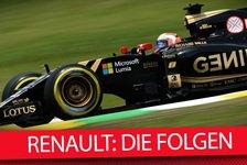 Die Folgen des Renault-Einstiegs