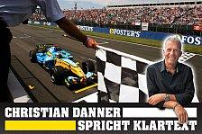 Formel 1 - Danner spricht Klartext: Neuer Briatore gesucht