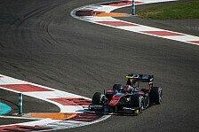 GP2 - Matsushita mit letzter GP2-Bestzeit in Abu Dhabi