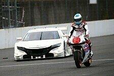 MotoGP - Fernando Alonso fährt MotoGP-Honda