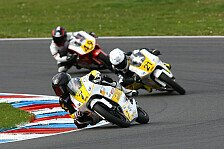 ADAC Northern Europe Cup Moto3 - Bilder: ADAC Northern Europe Cup Moto3 - Saison 2015