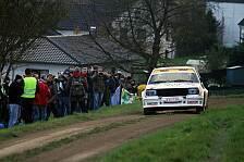 Youngtimer Rallye Trophy - Starter der ADAC Rallye Köln-Ahrweiler fix
