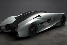 Auto - Bilder: Zurück in die Zukunft mit Ferrari
