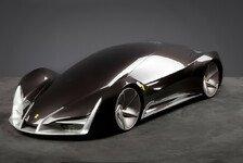 Auto - Ferrari präsentiert futuristische Design-Konzepte