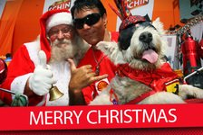 WEC - Frohe Weihnachten mit Klaus Bachler