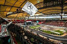 Formel 1 - Rückblick auf Stars & Cars in Stuttgart