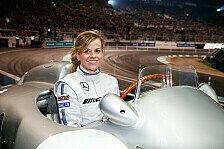 Susie Wolff über Carmen Jorda: Sie ist Formel-1-Auto gefahren?