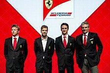 Formel 1 - Saisonziel erreicht? Team-Analyse: Ferrari