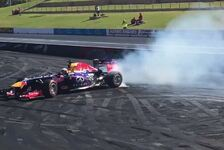 Formel 1 - Ricciardos Weihnachtswunsch: Kreischende Motoren!