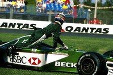 Formel 1 - Johnny Herberts Fotoalbum – Teil 11