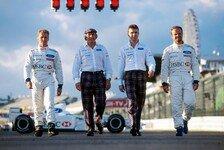 Formel 1 - Johnny Herberts Fotoalbum - Teil 21