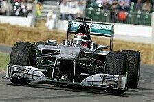 Formel 1 - Johnny Herberts Fotoalbum - Teil 17