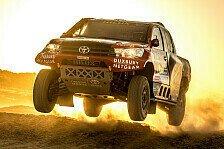 Dakar - 16. Dakar für Dirk von Zitzewitz: Podium im Visier
