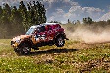 Dakar - 13 Verletzte nach Crash bei Dakar-Prolog