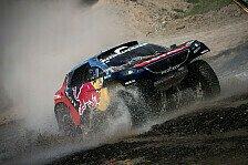 Dakar - Dakar-Rookie Loeb gewinnt 2. Etappe