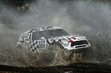 Dakar - Leser erwarten Kopf-an-Kopf-Rennen Mini vs. Loeb