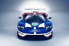 USCC - Video: Der neue Ford GT: Bereit für den ersten Renneinsatz