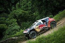 Dakar - Zweiter Tagessieg für Loeb