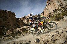 Dakar - Vierfachsieg! KTM schlägt zurück