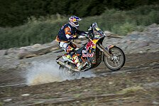 Dakar - Nächster Sieg für KTM, Drama bei Honda