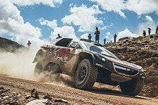 Dakar - Dritter Etappen-Sieg für Loeb