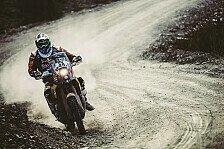 Dakar - Meo gewinnt dramatische Etappe