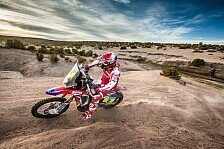 Dakar - Video: Die Rallye Dakar 2016 von Honda