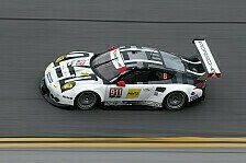 USCC - Video: Porsche gibt in Daytona weiter Gas