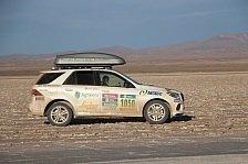 Dakar - Reisetagebuch Rallye Dakar 2016 - 9. Januar - Salta