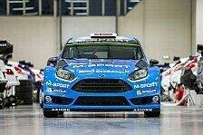 WRC - Saison-Budget für M-Sport ist gesichert