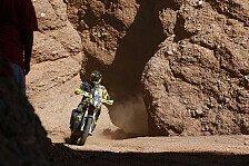 Dakar - KTM-Privatier Svitko sticht Werkspiloten aus