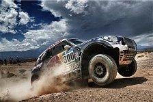 Dakar - Video: Die Rallye Dakar in 5 Worten