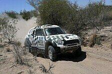 Dakar - Hirvonen gewinnt sensationell erste Dakar-Etappe