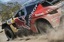 Dakar - Peterhansel holt zwölften Dakar-Titel