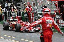 Formel 1 - Bilderserie: Australien GP - Episode 1: Der Australien GP