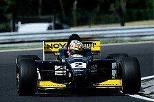 Formel 1 - Historie: Entwicklung des F1-Unterbaus - Teil 3