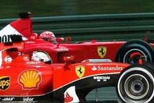 Sebastian Vettels Baku-Rempler: Gleiches Kaliber wie Michael Schumacher?
