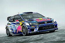 WRC - Video: Polo R WRC in der Muckibude