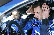 WRC - Rallye Mexiko: Hartes Pflaster für Camilli