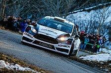 WRC - Video: Einschlag und Überschlag für Ott Tänak in Monte Carlo