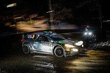 WRC - Video: Bertelli fliegt an Tänak-Stelle ab