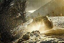 WRC - Video: Kubicas Crash in Monte Carlo