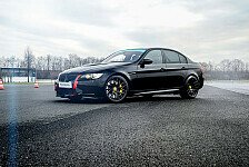 Auto - BMW M3 mit Clubsport-Umbau von MR Car Design
