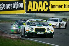 ADAC GT Masters - Team ABT erstmals mit Bentley am Start