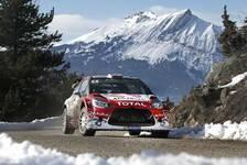 WRC - Rallye Monte Carlo: Die Stimmen zu Tag zwei